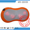 New shiatsu lumbar massage pillow heat massager Relaxe Relieve Pain