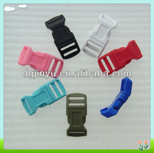 """1/2"""" quick release plastic safety buckles for paracord bracelet & pet collars"""