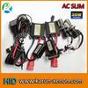 2014 Promotion DC/AC 12V 35W Slim H4 Bi xenon Hid Xenon Slim Kit