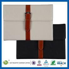 C&T Fashion stylish wallet portfolio for leather ipad mini cases