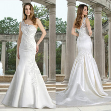 2014 new designer mermaid lace ali express wedding dresses CXC1378
