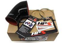 BMW 01-06 E46 M3 Coupe & Convertible Silicone Intake Hose Kit Black