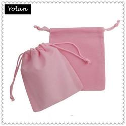 small moq for velvet bracelet bag