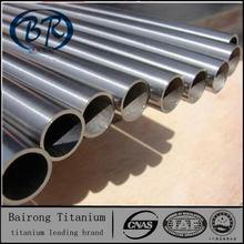 Design hot-sale sb265 gr9 titanium tube seamless from Bairong