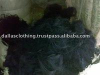 Cotton Denim Yarn Waste DALL0000038