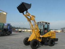 2014 CE,ISO PASSED qingzhou wheel loader