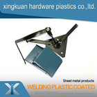 sheet metal welding plastic coated iron product