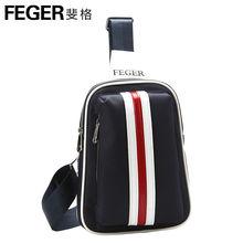 Fashion waterproof canvas sport chest bag/ men shoulder bag