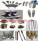 construction cutters/mining tools/TBM cutters