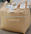 PP vergin woven cross corner 2 ton ton bag,big bag ,container bag hot sale all over the world