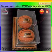 Acrylic Basketball Case,Perspex Basketball Box,Lucite Basketball Display Stand box