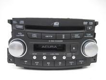 Radio Acura TL 2004 04 2005 05 2006 06 Am Fm Cassette CD