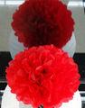 2104 vendita calda nozze decorazione economici fiore di carta fai da te