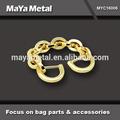 maya metal 2014 moda altın çanta zincir toptan myc16006