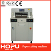 HOPU heavy duty trim hydraulic guillotine paper cutter
