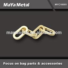 MaYa Metal 2014 fashion purse chains wholesale MYC16005