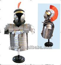 Armadura romana e capacetes