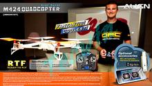 Align M424 RTF 2.4GHZ&iPhone rc quadcopter