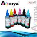 Aomya de silicona tinta de impresión de pantalla