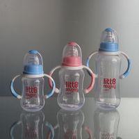 BPA Free plastic PP baby nursing bottle