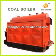 Wood/ Coal Fired DZH Active Grate Steam Boiler and Hot Water Boiler Made in China