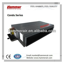 water chilled ceiling concealed fan coils