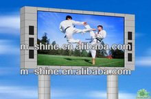 Ail express Double face led sign, front service led screen/ld display/video/advertising