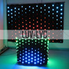 full color led stage curtain light /led display curtain