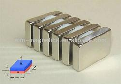 Permament Sintered N52 Neodymium Generator Magnet