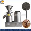 Profissional industrial de alimentos moinho coloidal/moedor/pasta de gergelim/manteiga de amendoim que faz a máquina/alimentos colóide fresadora
