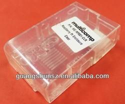 ABS Plastic Transparent Case