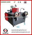 Bm303-s automático hidráulico de barras de cobre de corte de perforación de la máquina de flexión