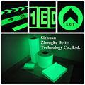 Tela de seda auto-adesivo filme fotoluminescente, Filme luminosa