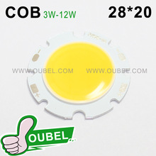 5W LED Cob LED Chip on Board 5 watt 350mA 16-18V 500-700Lm Color Temperature 2700-15000K available Best for LED Downlight