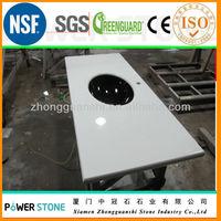 Agglomerate Stone Nano Glass Countertop