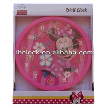 minnie mouse Kids wall clock