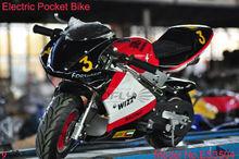 electric pocket bike battery 36v