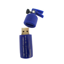 special shape cartoon fire extinguisher drawings usb flash drive , OEM usb flash drives from usb manufacturer