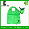 Folding nylon tote foldable fruit shopping bag