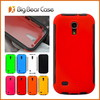 Ultra thin shockproof cute case for samsung galaxy s4 mini i9190 i9192 case