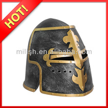 Party Plastic Medieval Roman war knight helmet MHH75
