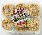 healthy grain snack 400g pop (sesame flavor) highland barley wheat cakes