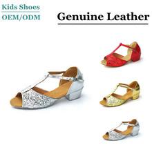 new design latin shoes women or kids Latin dance shoes character dancing ballroom shoes