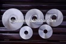 HSS mini disc for jewellry silver gold rod cutting hss saw blades for jewellry/silver/gold/copper/bronze cutting 40*0.25*120Z