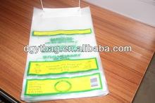LDPE fruit bag for packing banana/grape/cherry