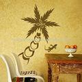 Ws-hs-0181 maisondécor sticker mural en vinyle amovibles