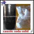 96% soda cáustica sólida de sustancias higroscópicas