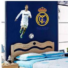 DF9906 World Cup 2014 Cristiano Ronaldo Football Club Sticker