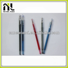 China manufacturer cheap stick ball pen plastic material