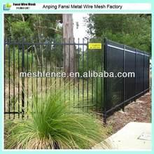 corrugated galvanized steel pipe fence poles